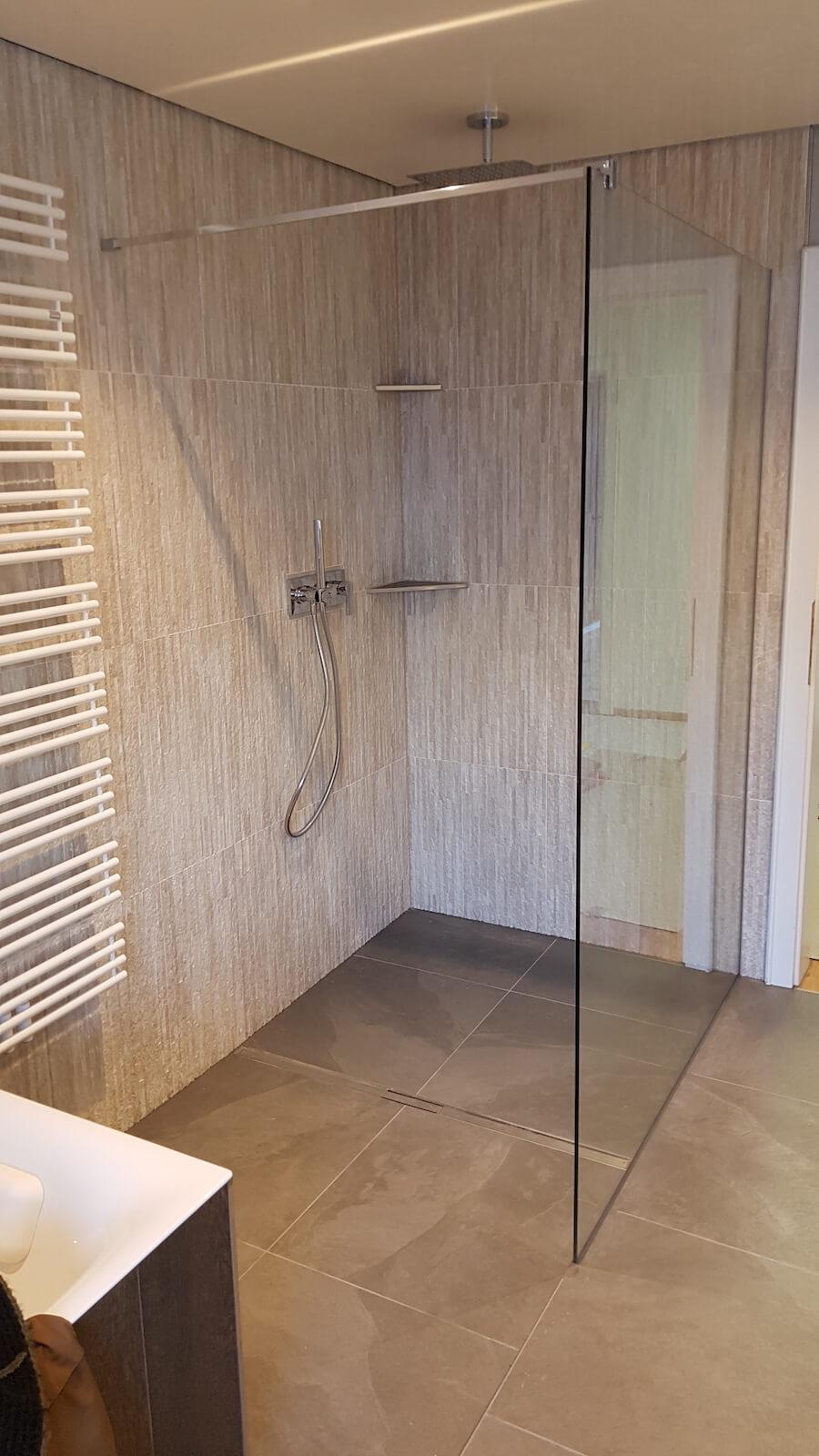 Dusche Glas Glaserei Nairz Garmisch-Partenkirchen