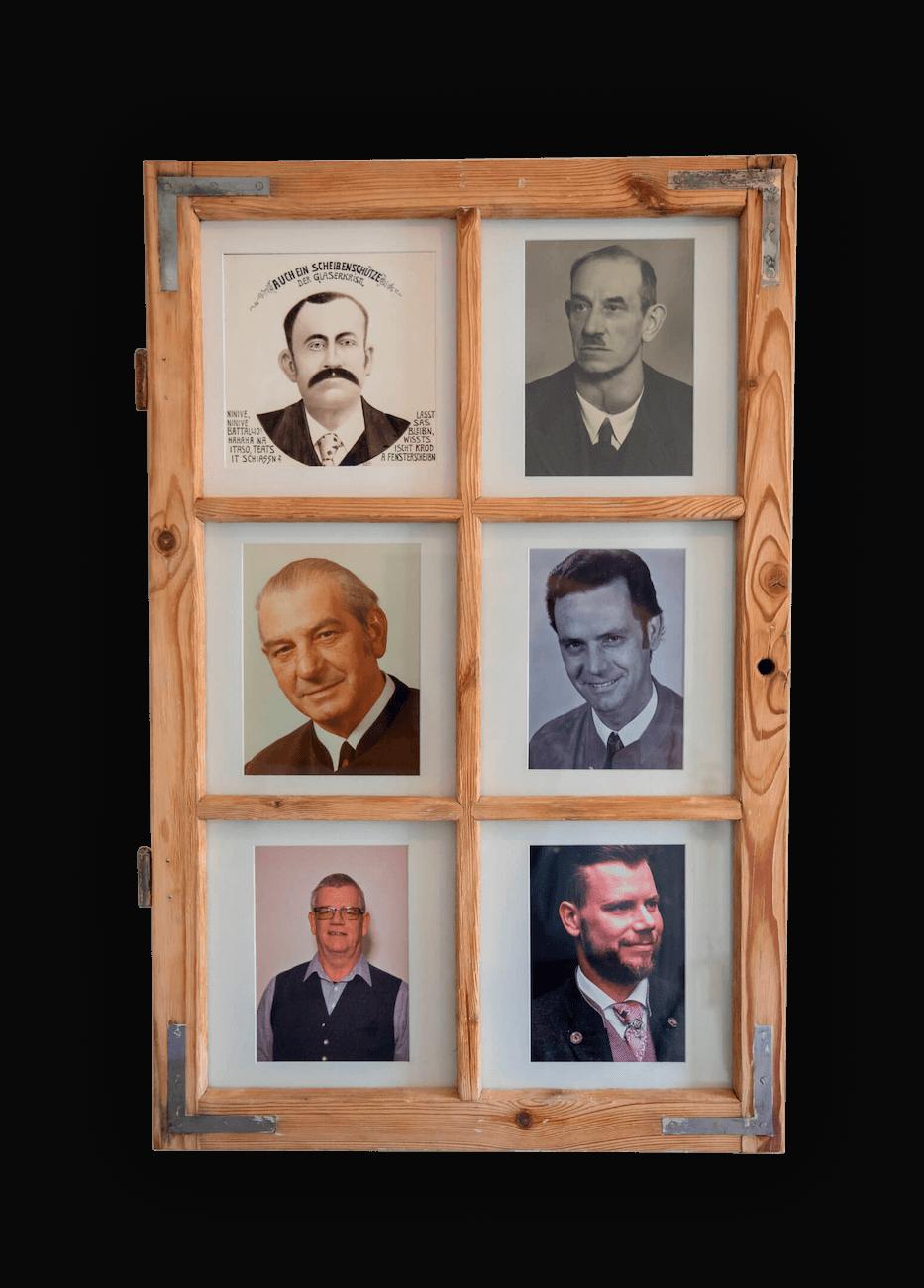 Historie der Glaserei Nairz in Garmisch-Partenkirchen